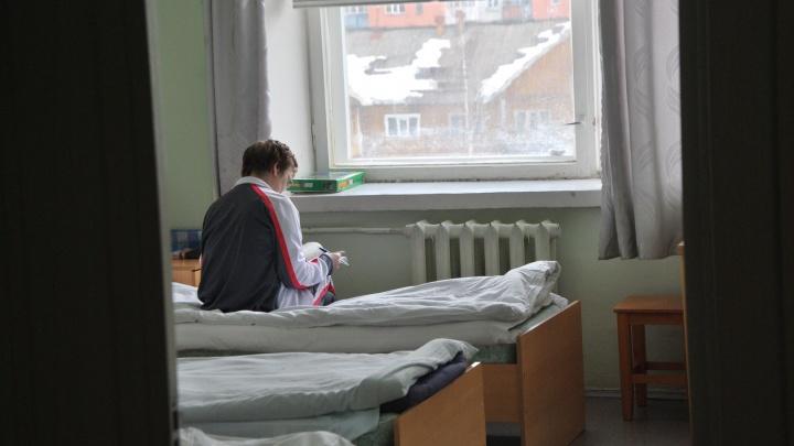 В Архангельске занято 94% инфекционных коек