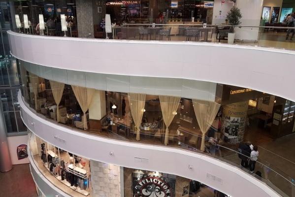 «Галерея Новосибирск» — один из шести торговых комплексов, принадлежащих семье Ротенбергов