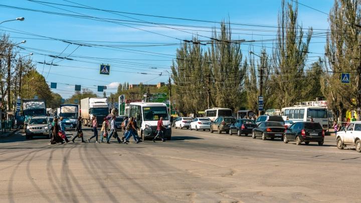 Самые аварийные перекрестки Самары: публикуем список