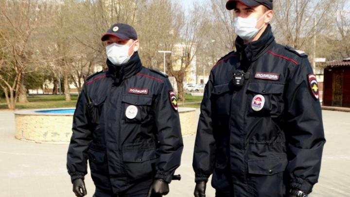 В Волгограде обнаружили еще одного нарушителя самоизоляции