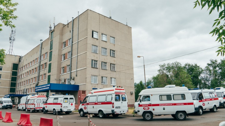 Из омской МСЧ-4 начали выводить ковидные койки