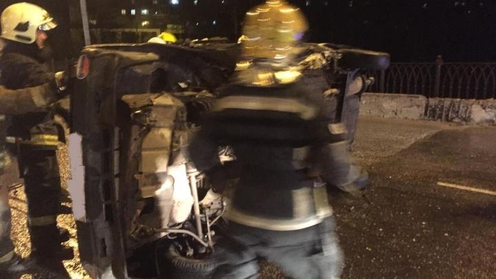 В Рыбинске погиб водитель «восьмерки», влетевшей в дорожное ограждение