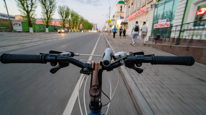 Оперштаб Прикамья: кататься на велосипедах можно — это спорт