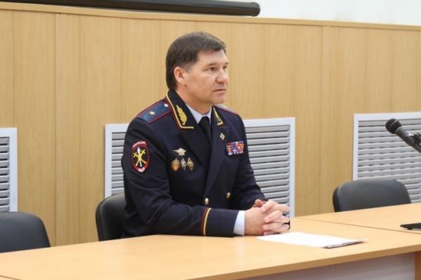 Юрий Алтынов прослужил в полиции 33 года, тюменское ведомство он возглавлял с 2014 года<br>
