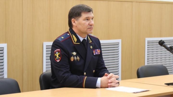 Генералу тюменской полиции Алтынову продлили домашний арест. Но сделали поблажку