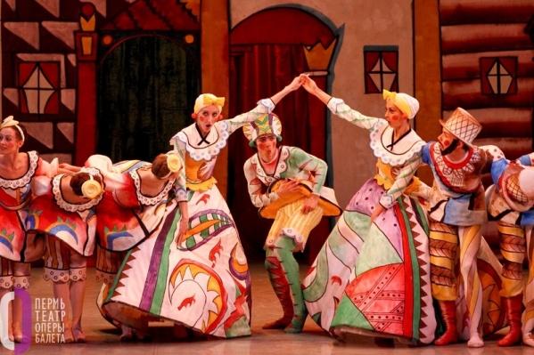 Пермский театр оперы и балета в новом сезоне восстановит балет «Шут»