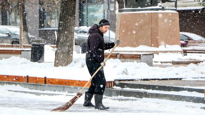 Будет куда жаловаться: в Нижнем Новгороде возобновил работу портал «Антиснег»