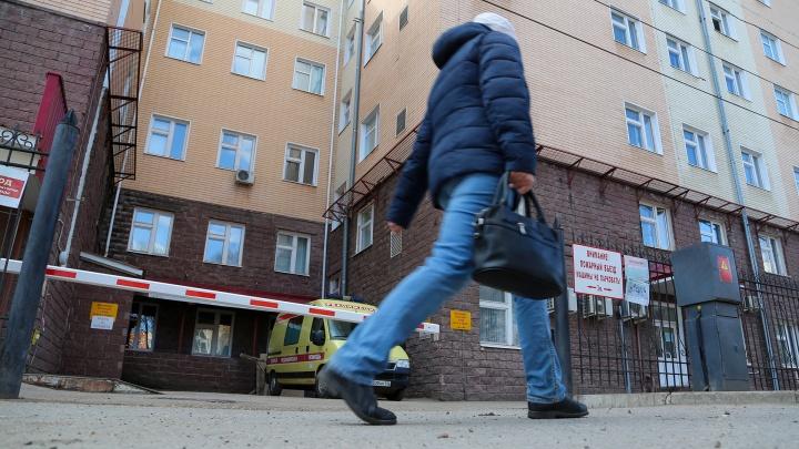 «Это надуманная проблема»: министр здравоохранения Башкирии ответил на жалобы пациентов РКБ на недостаток средств гигиены