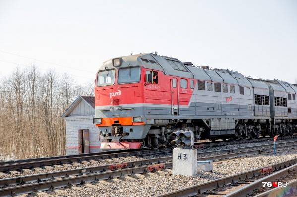 С 1 апреля отменят поезд Ярославль — Иваново