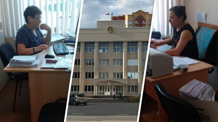 «Уважаемые чиновники обнаглели»: в администрации нарушили масочный режим прямо на глазах у уфимца