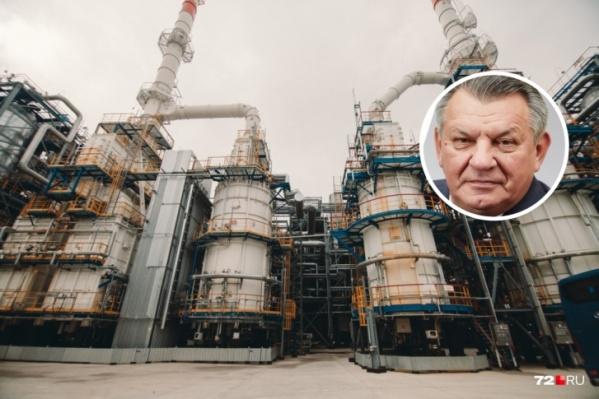 Сейчасэкс-руководитель Антипинского НПЗ находится в розыске