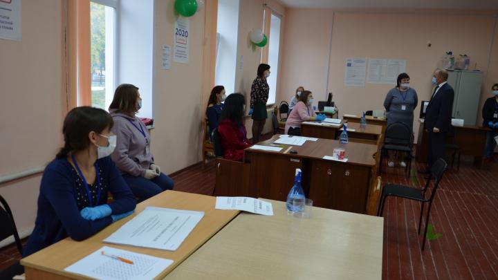Избирком Зауралья рассказал о распределении голосов на выборах депутатов облдумы