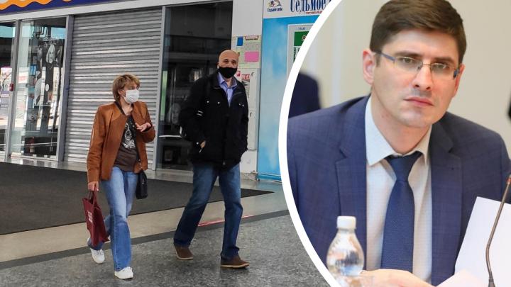 «Нужно не допустить закрытия бизнеса»: в Нижегородской области участятся проверки масочного режима