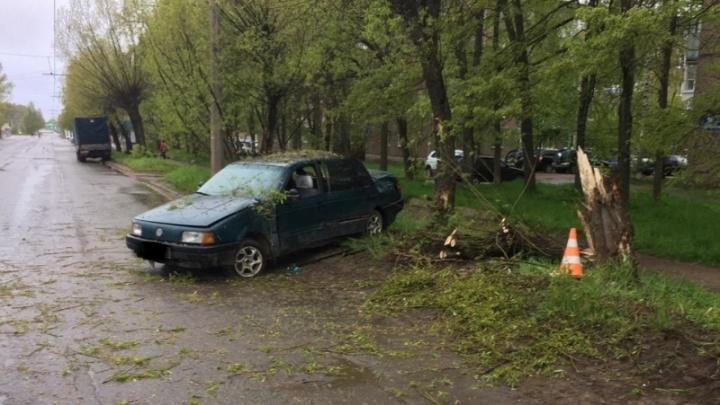 Водитель, устроивший смертельное ДТП в Рыбинске, уходил от полицейской погони. Видео