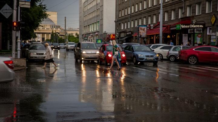 Вернётся ли жара на выходных? Синоптики рассказали, какая погода ждёт Новосибирскую область