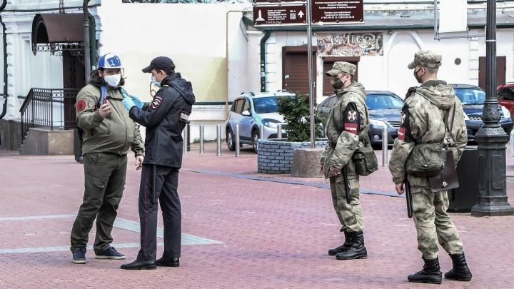 В Нижегородской области возобновят работу коронавирусных патрулей