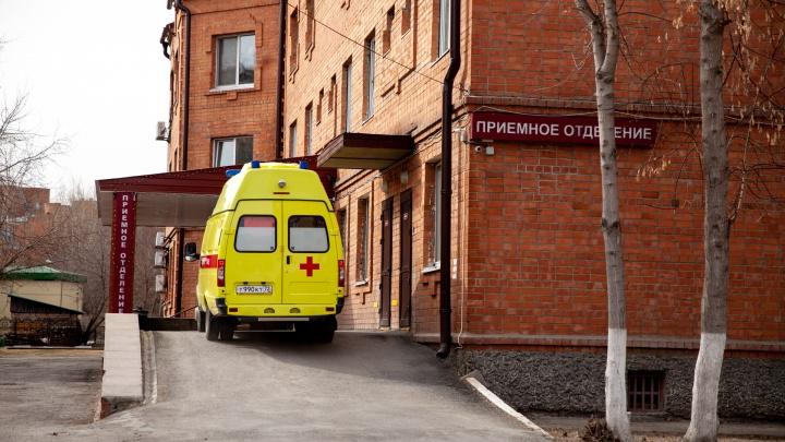 Тюменская больница «Водников» будет принимать пациентов с коронавирусной инфекцией. Всего — 50 мест