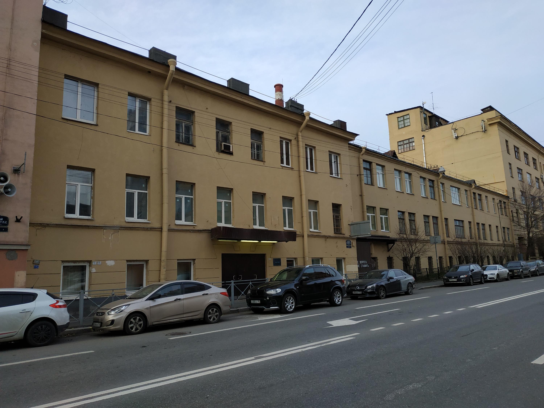 Малый проспект Петроградской стороны