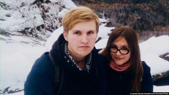 Красноярца, которого скрутили сотрудники ФСБ в штатском, отправили в колонию на 5 лет