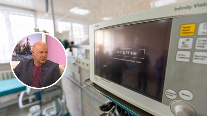 Роспотребнадзор опроверг повторное заражение ковидом новосибирского вирусолога из «Вектора»
