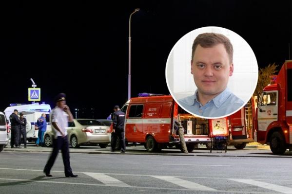Экс-полицейского в очередной раз попробуют осудить за катастрофу на Волге
