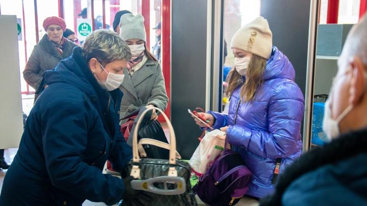Вирус группы В: заболеваемость гриппом в Самарской области перевалила за эпидпорог