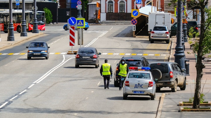ГИБДД Прикамья проведет массовые проверки водителей в выходные