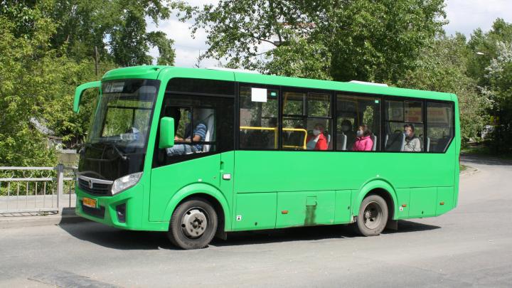 В Екатеринбурге новая дорога позволила пустить до «Меги» еще один автобусный маршрут