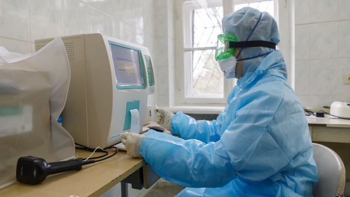Всего 6,5 тысячи человек: в Волгоградской области растет количество больных коронавирусом