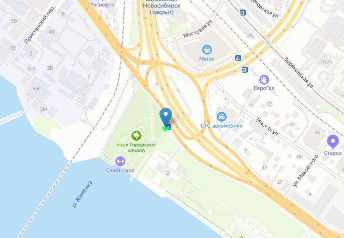 Участки для строительства новых опор выделили в районе площади Будагова и парка «Городское начало»