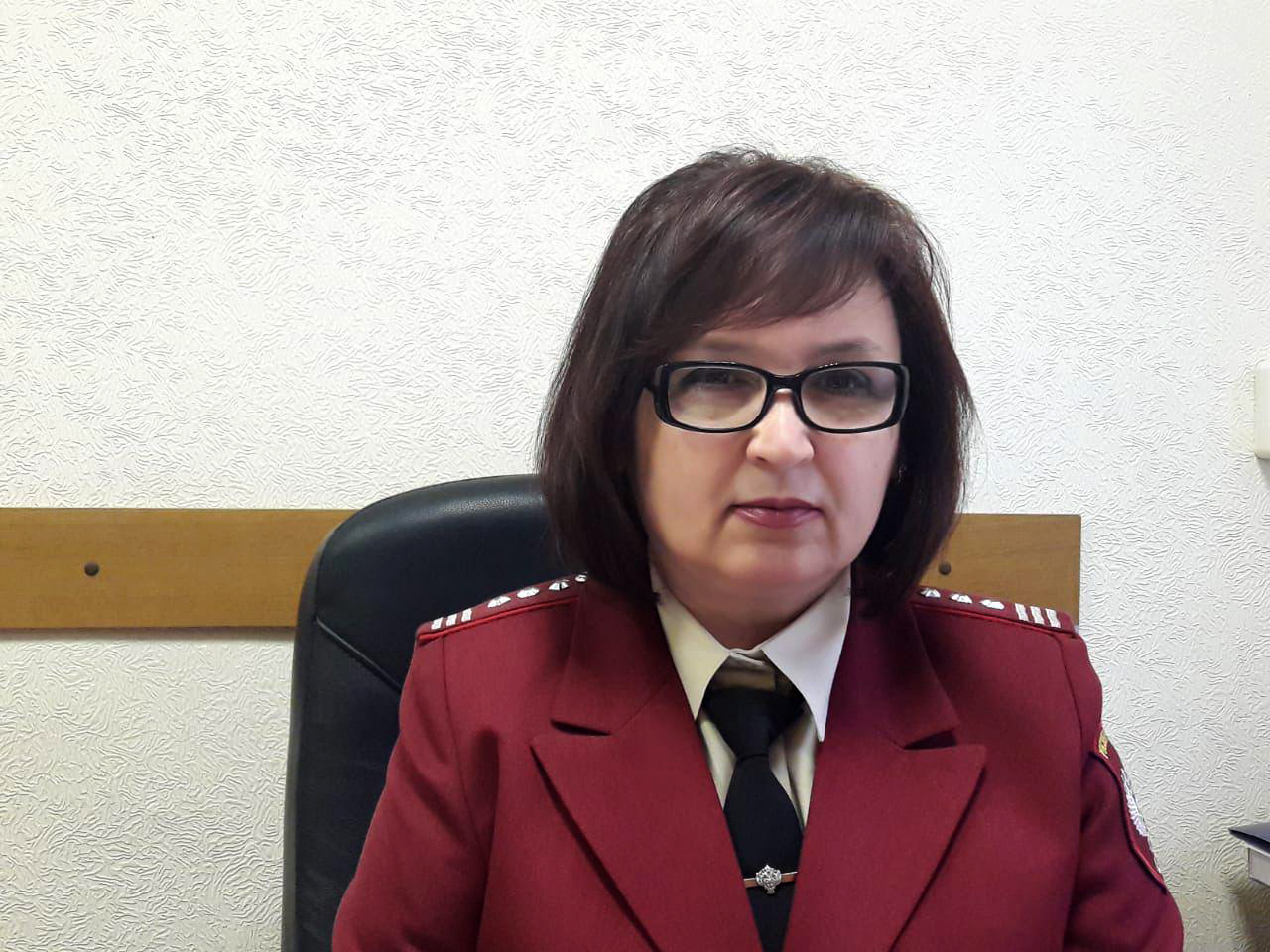 начальник отдела эпидемиологического надзора петербургского Роспотребнадзора Ирина Чхинджерия