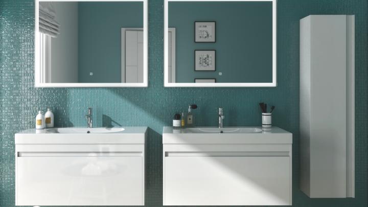 Обустроить ванную комнату мечты: где купить изящную и стильную мебель и сантехнику с хорошей скидкой