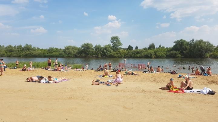 В Зауралье из 32 мест для купания к началу сезона готово только одно