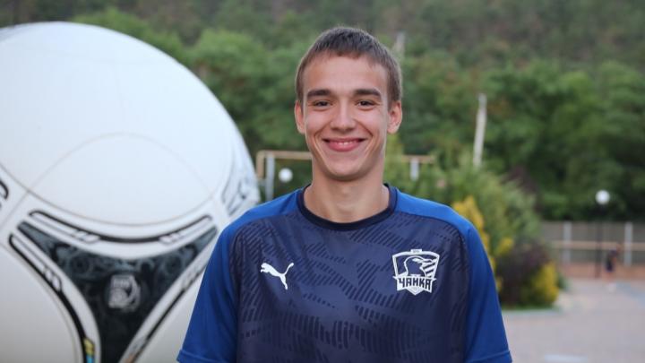 Бывший футболист «Ростова» перешел в «Чайку»