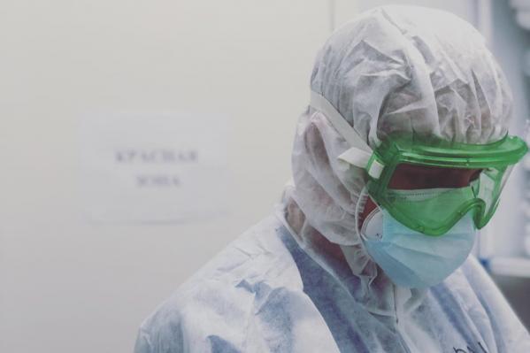 Глеб работает в ковид-госпитале с начала пандемии