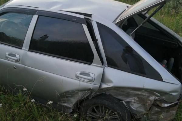 Водитель «двенадцатой» нарушил ПДД, и вот к чему это привело