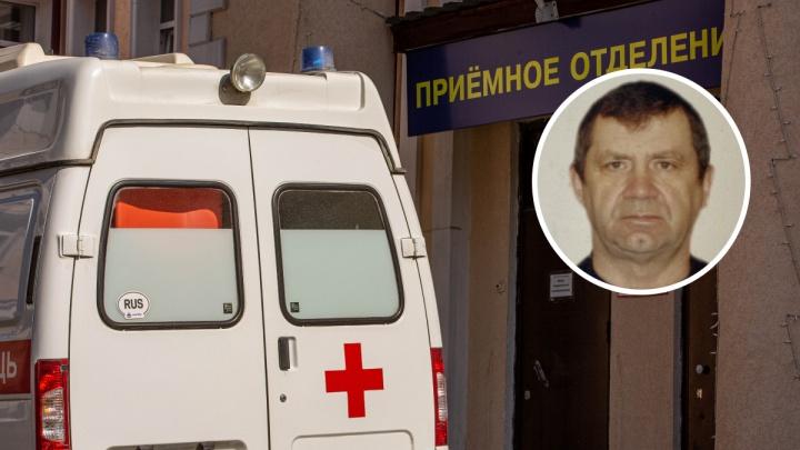 В инфекционке скончался директор новосибирского «Медтранса» — коллеги говорят, что у него был ковид