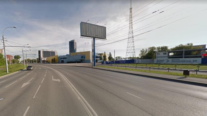 В Перми начнется реконструкция перекрестка бульвара Гагарина и Революции