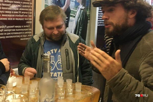 Больше всего в Ярославской области пьют вБольшесельском, Даниловском и Некоузском районах