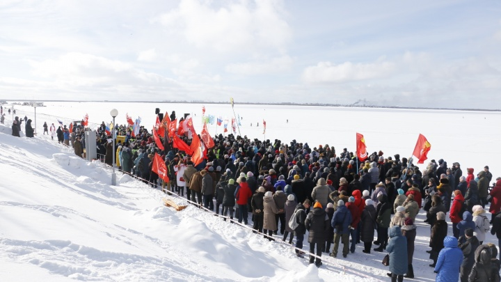 «Будьте храбрыми, страх парализует»: 5 важных реплик с экопротеста в Архангельске