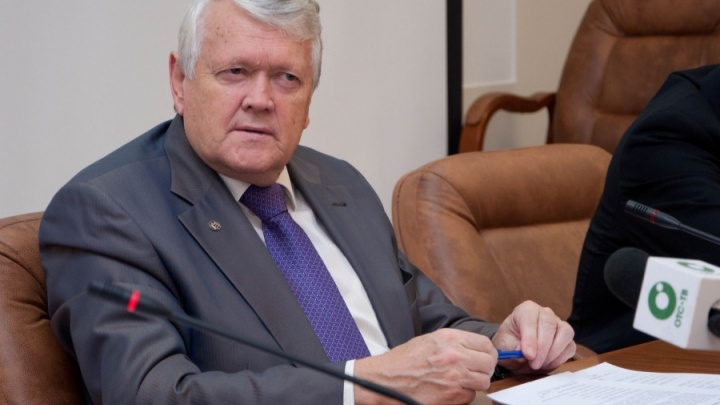 Экс-председатель СО РАН Александр Асеев заразился коронавирусом