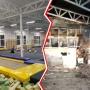 Пожар в центре гимнастики под Челябинском начался из-за искры при монтаже оборудования