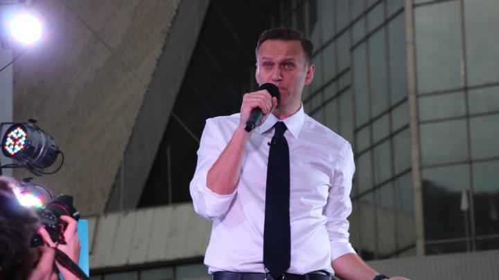 Минздрав прокомментировал госпитализацию Алексея Навального в Омске