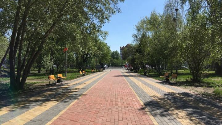Синоптики пообещали Кургану спад жары к концу недели