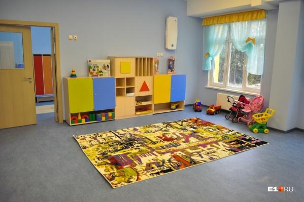Из-за коронавируса закрыли 54 группы в детских садах