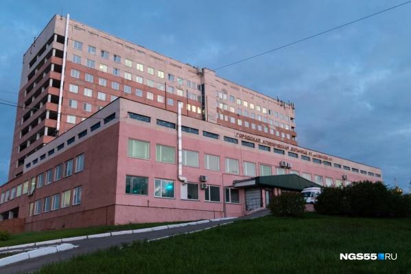 """По словам омички, её сестра с потерей памяти попала в <nobr class=""""_"""">ГБ-1</nobr>, но персонал больницы не сообщал об этом родственникам"""