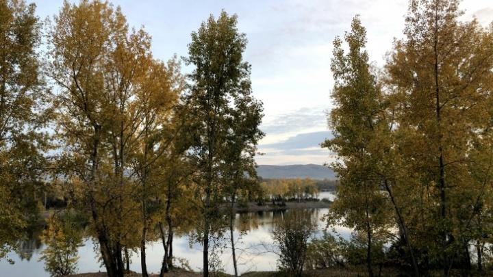 В выходные в Красноярск придет резкое потепление