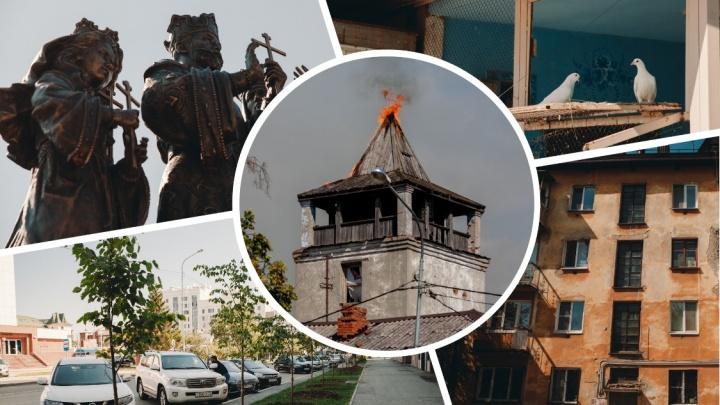 Памятники горят, элитные высотки строятся: гуляем по многострадальной улице Осипенко