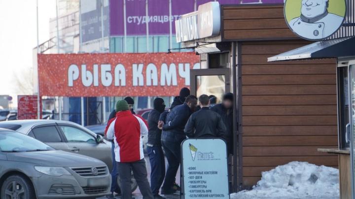 Стрелявшие возле «Континента» мужчины оказались членами ОПГ