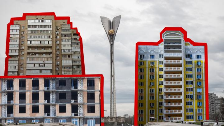 Больше высоток: как будет выглядеть Ростов с новыми многоэтажками